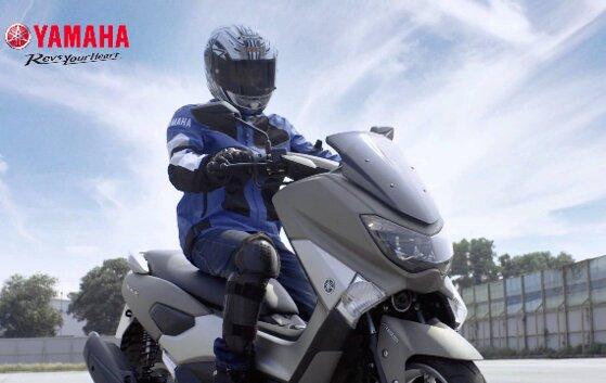 """Những chiếc xe máy nam tính dành cho """"soái ca"""" của Yamaha"""