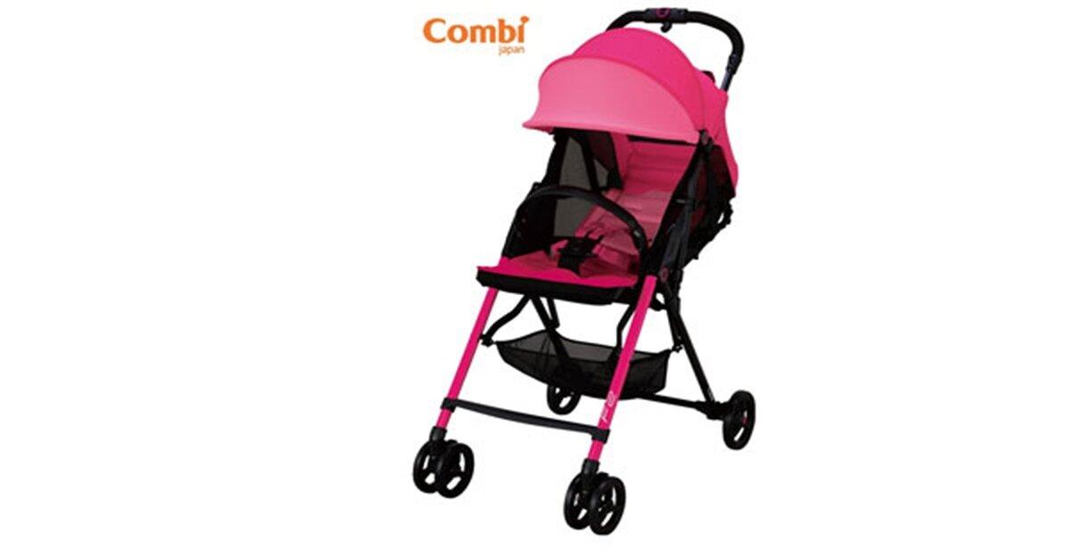 Những đặc điểm ưu việt khiến xe đẩy trẻ em Combi được nhiều mẹ bỉm sữa lựa chọn