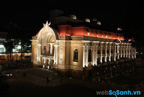 Những điểm đến hút khách du lịch của thành phố Hồ Chí Minh