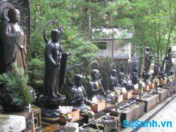 Những điểm đến linh thiêng nhất tại Nhật Bản