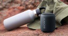 Những điểm nổi bật của chiếc loa Sony SRS-XB12