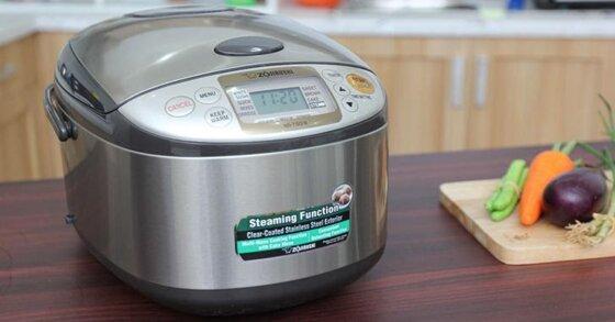 Những điều bạn cần biết khi sử dụng nồi cơm điện