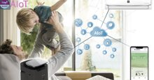 Những điều bạn cần biết về công nghệ AIoT trên điều hòa Sharp