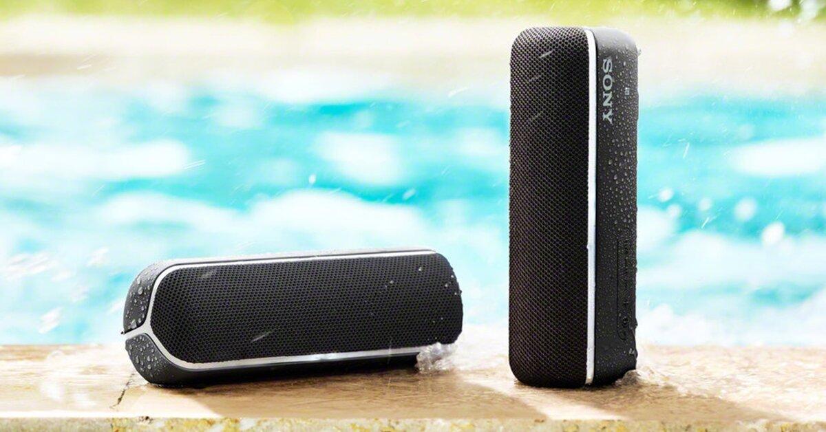 Những điều bạn cần biết về chiếc ExtraBass mới của Sony, SRS-XB22