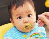 Những điều bạn nghĩ và thực tế khoa học nghiên cứu về đồ ăn dặm của trẻ
