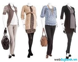 Những điều cần biết khi chọn trang phục trong thời kì mang thai