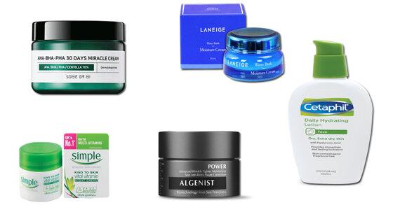 Những điều cần biết khi dùng kem dưỡng ẩm cho da hiệu quả