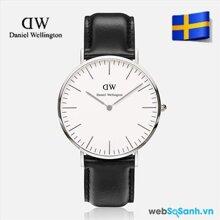 Những điều cần biết về đồng hồ Daniel Wellington