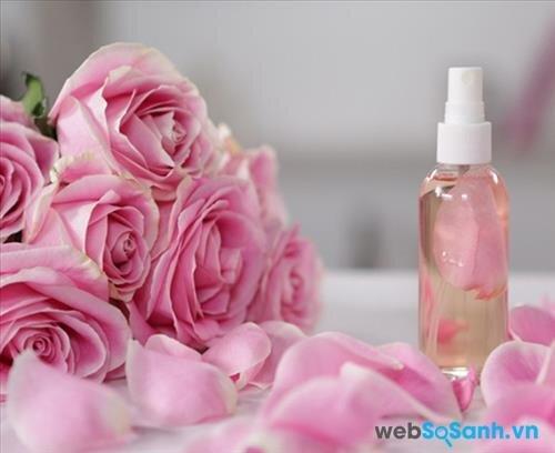 Những điều cần biết về nước hoa hồng