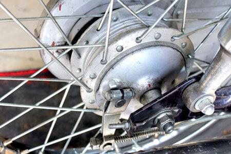 Những điều cần biết về phanh cơ (tang trống) trên xe máy