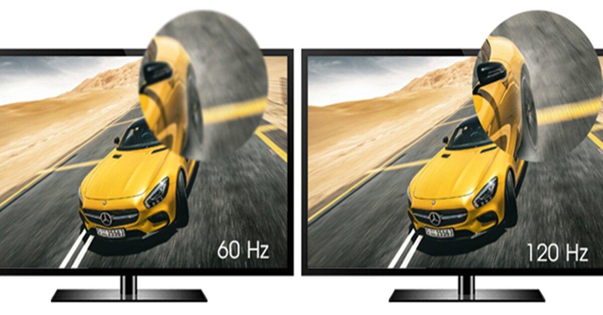 Những điều cần biết về tần số quét trên tivi