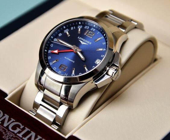 Những điều cần biết về thương hiệu đồng hồ Longines