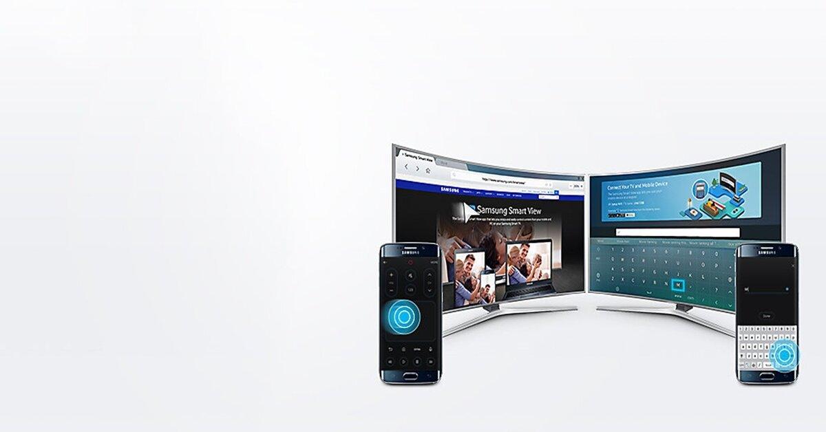 Những điều cần biết về ứng dụng Samsung Smart View