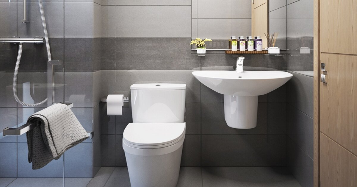 Những điều cần lưu ý để chọn bồn cầu nhà tắm sang trọng
