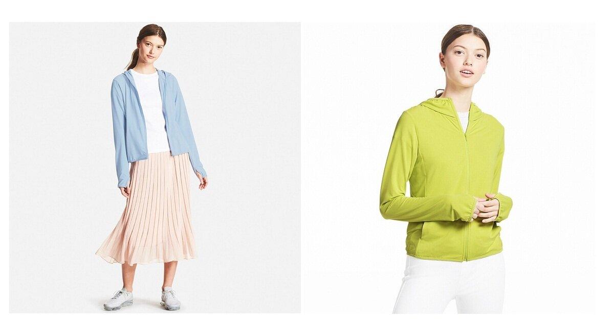 Những điều cần lưu ý khi mua áo chống nắng Uniqlo