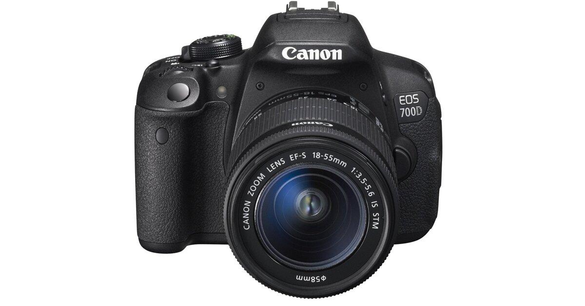 Những điều cần lưu ý khi sử dụng máy ảnh Canon EOS 700D lần đầu