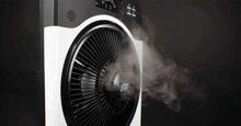 Những điều cần lưu ý khi sử dụng quạt phun sương