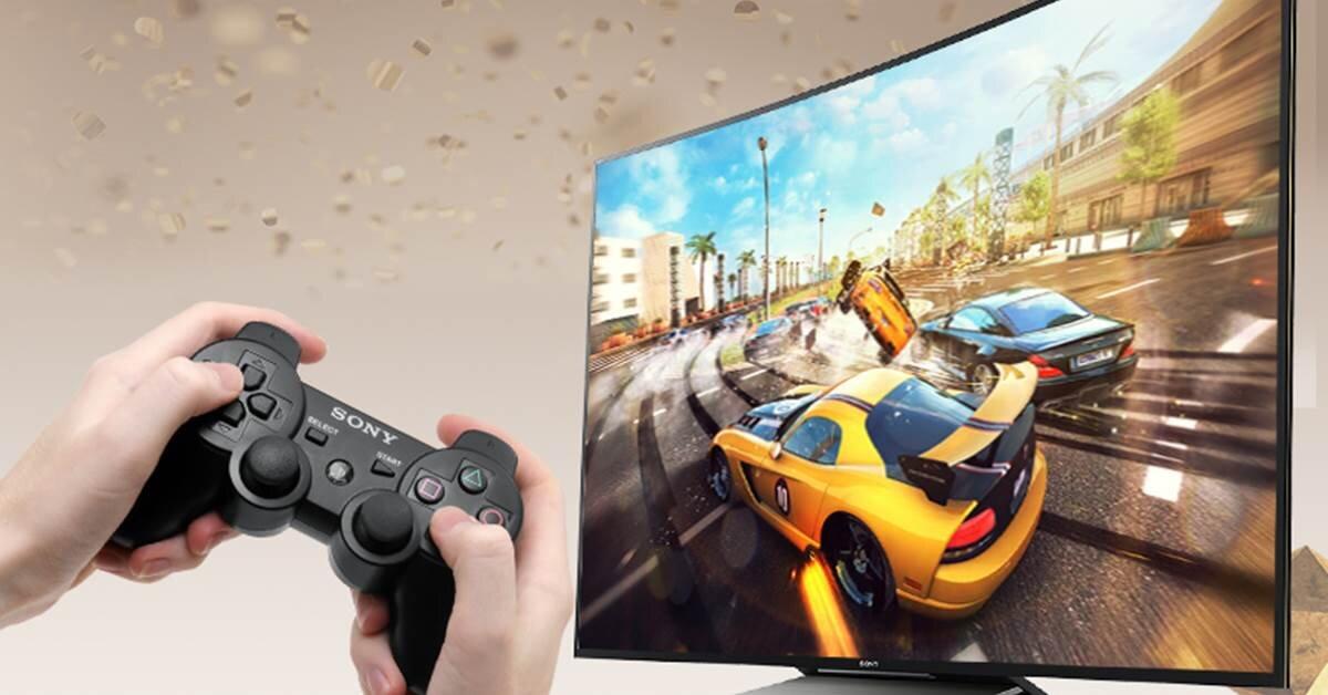 Những điều cần lưu ý khi sử dụng tay cầm chơi game với smart tivi