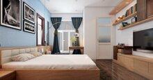 Những điều cần lưu ý trong thiết kế nội thất phòng ngủ