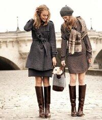 """Những điều cần nhớ khi diện boots cao cổ dành cho các cô nàng """"chân ngắn"""""""