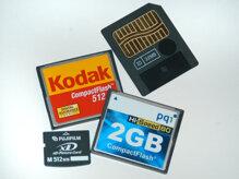 Những điều cơ bản bạn cần biết về thẻ nhớ máy ảnh