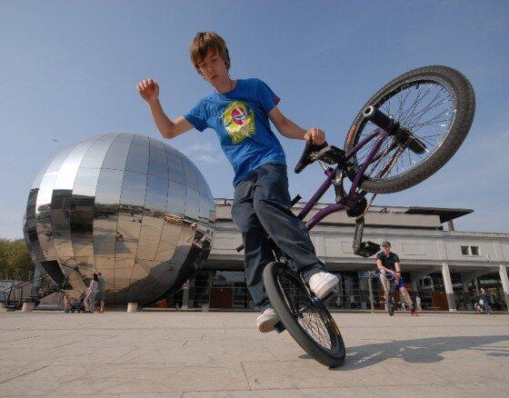 Những điều có thể bạn chưa biết về xe đạp BMX