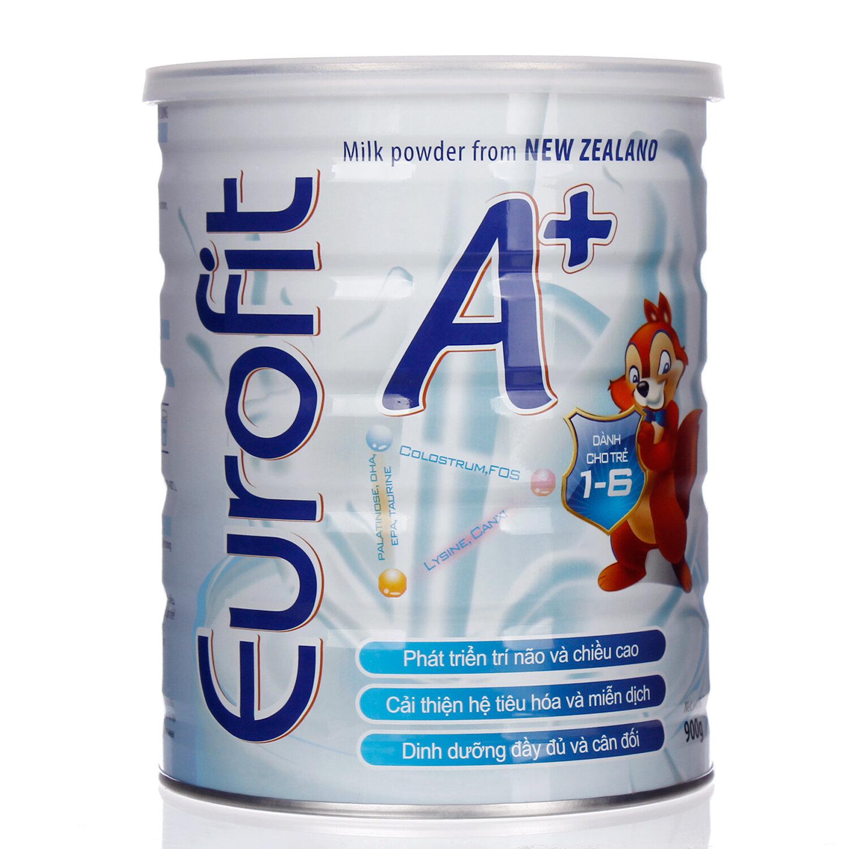 Những điều mẹ cần biết về sữa Eurofit Babi và Eurofit A+