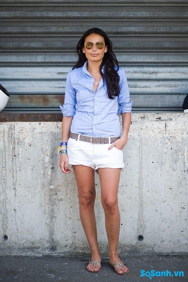 Những điều nên và không nên khi chọn lựa trang phục cho cô nàng chân ngắn
