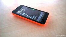 Những hình ảnh rò rỉ của Nokia Lumia 530