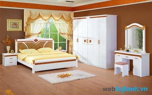 Những hướng dẫn quan trọng giúp bạn lựa chọn nội thất phòng ngủ phù hợp