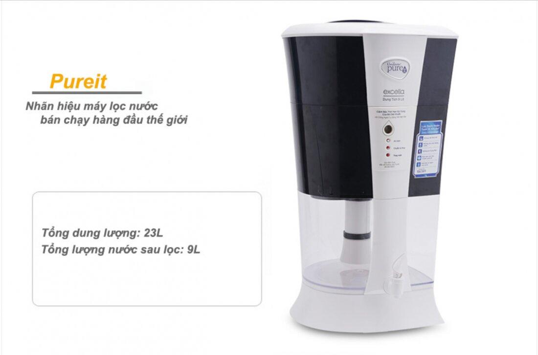 Những lí do bạn nên MUA NGAY máy lọc nước Unilever Pureit