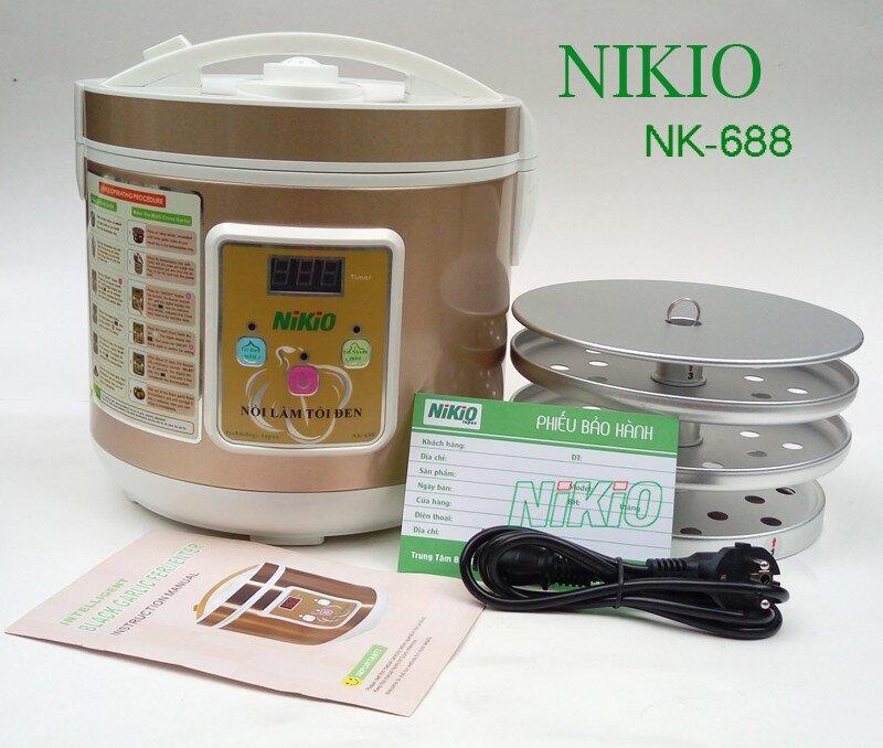 Những lí do nên chọn máy làm tỏi đen Nhật Bản Nikio