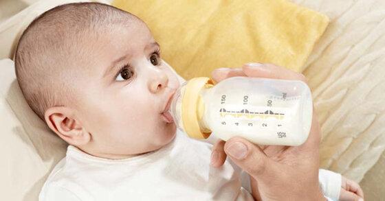 Những loại bình sữa tốt nhất cho bé sơ sinh