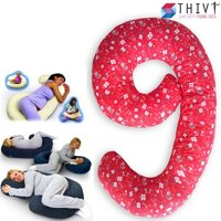 Những loại gối ôm giúp bà bầu hạn chế chứng đau lưng khi nằm ngủ