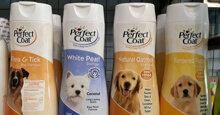 Những loại sữa tắm cho chó con tốt nhất hiện nay