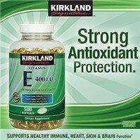 Những loại vitamin E tự nhiên và vitamin E bôi mặt tốt nhất hiện nay