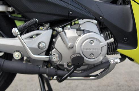 Những lỗi thường gặp trên Suzuki Axelo và cách xử lý
