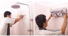 Những lưu ý khi bạn tự lắp đèn sưởi nhà tắm treo tường