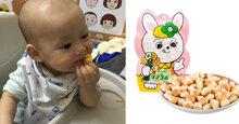 Những lưu ý khi cho bé 5 tháng tuổi ăn bánh ăn dặm