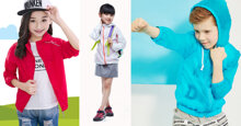 Những lưu ý khi chọn mua áo chống nắng dành cho trẻ em