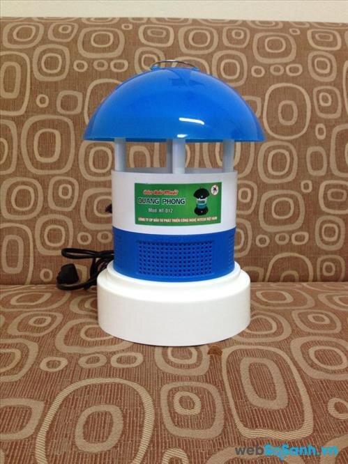 Những lưu ý khi sử dụng đèn bắt muỗi, đèn diệt côn trùng