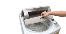 Những lưu ý khi sử dụng máy giặt Aqua 8kg cửa trên