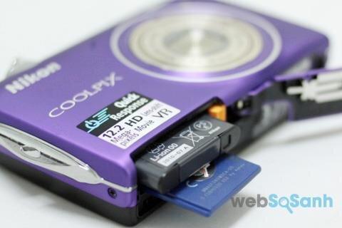 Những lưu ý khi sử dụng thẻ nhớ máy ảnh