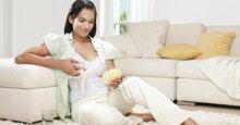 Những lưu ý nhỏ nhưng tạo khác biệt lớn để sữa mẹ về tràn trề khi dùng máy hút sữa