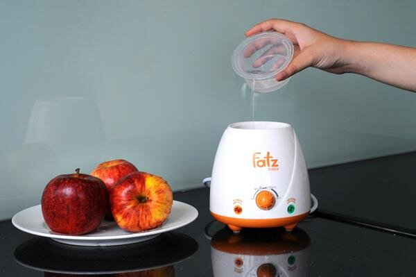 Những lưu ý quan trọng khi sử dụng máy hâm sữa & thức ăn Fatz Baby FB3001WB