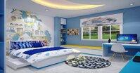 Những lưu ý trong thiết kế nội thất phòng ngủ trẻ em