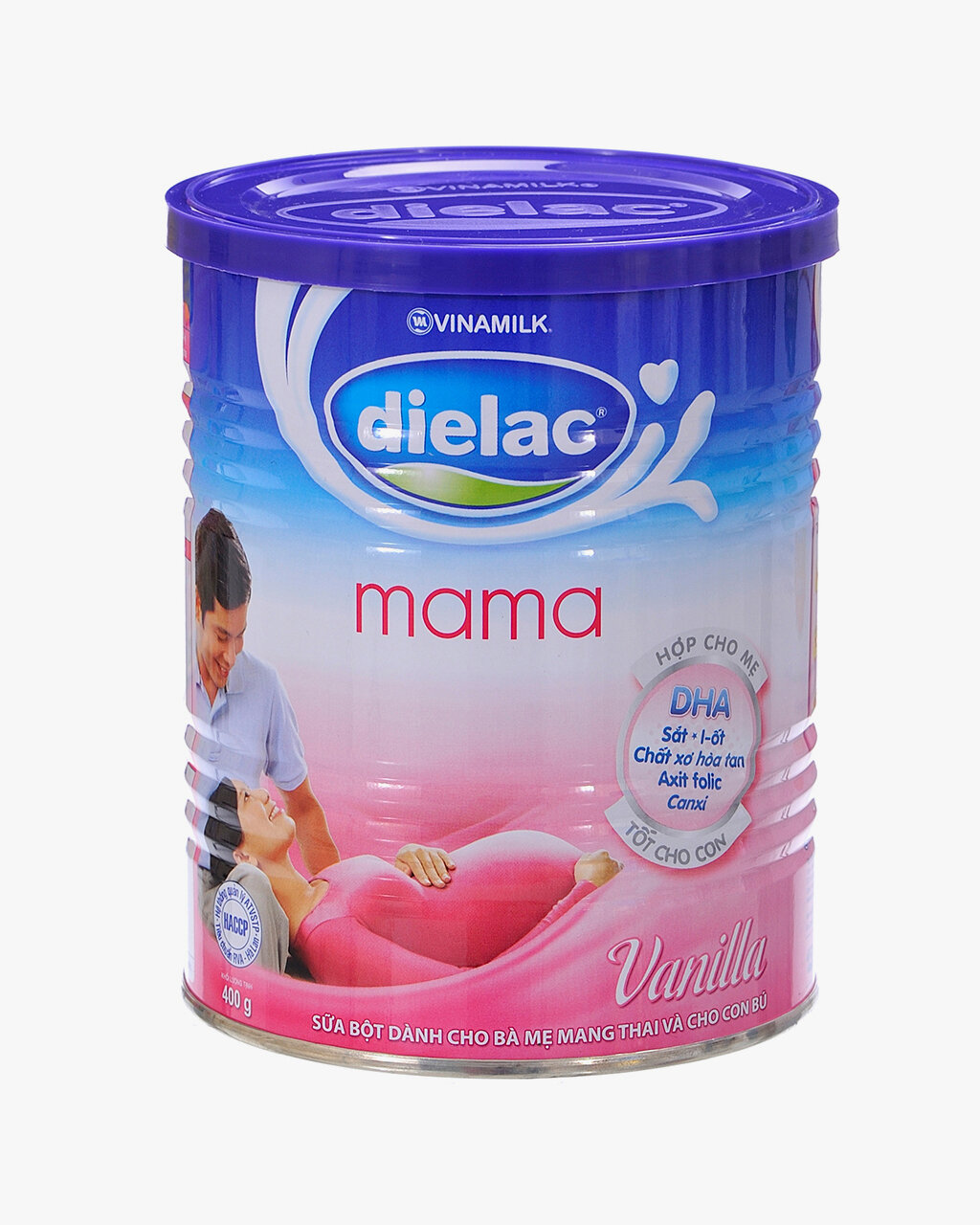 Những lý do mẹ bầu nên chọn sữa bột Dielac Mama