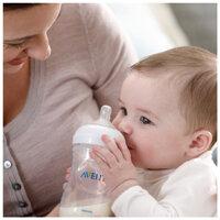 Những lý do mẹ nên chọn bình sữa Philips Avent cho bé