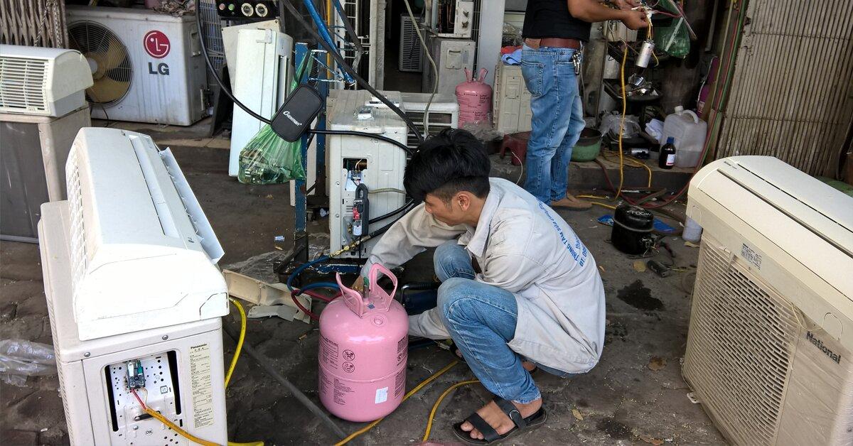 Những mánh khóe của thợ sửa chữa điều hòa không uy tín mà người dùng cần nắm rõ