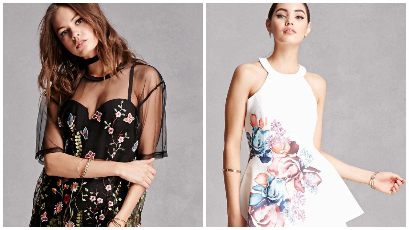 Những mẫu áo váy Best Seller của Forever 21 mùa xuân năm nay